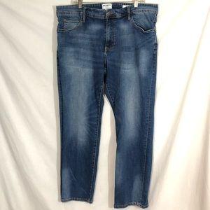 William Rast Straight Leg Jeans 38/30